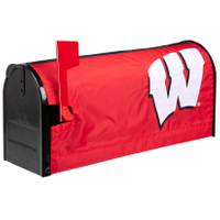 Evergreen Enterprises Wisconsin Badgers Mailbox Cover from Blain's Farm and Fleet