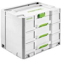 FESTOOL 200119 Sortainer SYS 4 T-LOC from Blain's Farm and Fleet