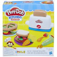 Play-Doh Toaster Creations from Blain's Farm and Fleet