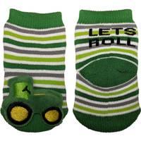 John Deere Infant Boy's Tractor 3D Socks from Blain's Farm and Fleet