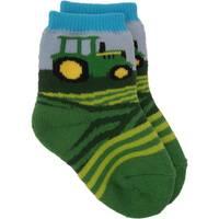 John Deere Infant Boy's Tractor Crew Socks from Blain's Farm and Fleet