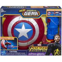 Hasbro Avengers Gear Captain America from Blain's Farm and Fleet