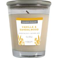 Candle-Lite 9 oz Vanilla & Sandalwood Candle from Blain's Farm and Fleet