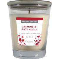 Candle-Lite 9 oz Jasmine & Patchouli Candle from Blain's Farm and Fleet