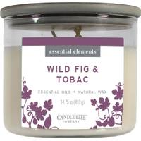Candle-Lite 14.75 oz Wild Fig & Tobac Candle from Blain's Farm and Fleet