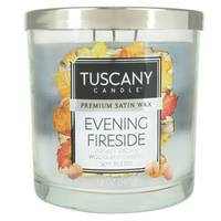 Tuscany Candle 14oz Evening Fireside Candle from Blain's Farm and Fleet
