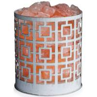 Candle Warmers Asha Himalayan Salt Basket from Blain's Farm and Fleet