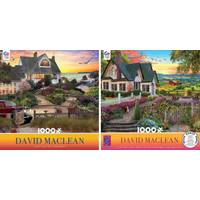 Ceaco 1000-Piece David Maclean Puzzle from Blain's Farm and Fleet