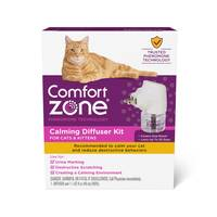 Farnam Comfort Zone Cat Calming Diffuser from Blain's Farm and Fleet