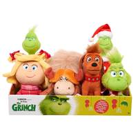 Grinch Beans Plush from Blain's Farm and Fleet