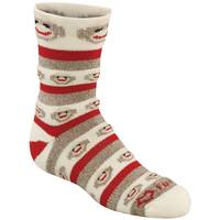 Fox River Youth Monkey Stripe Merino Wool Crew Socks from Blain's Farm and Fleet
