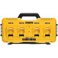 DEWALT 4 Port Lithium Ion Fast Charger from Blain's Farm and Fleet