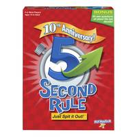 Playmonster 5 Second Rule Game from Blain's Farm and Fleet