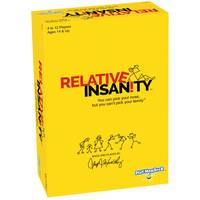 Playmonster Relative Insanity Game from Blain's Farm and Fleet