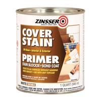 Zinsser 1 Quart Coverstain Primer from Blain's Farm and Fleet