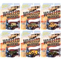 Round 2 Johnny Lightning 1:64 Military Assortment from Blain's Farm and Fleet