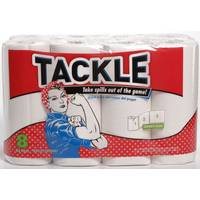 Tackle 8-Pack Paper Towel from Blain's Farm and Fleet