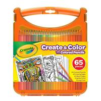 Crayola Color & Create Colored Pencils from Blain's Farm and Fleet