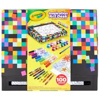 Crayola Inspiration Art Desk from Blain's Farm and Fleet