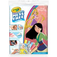 Crayola Color Wonder Disney Princess Overwear from Blain's Farm and Fleet