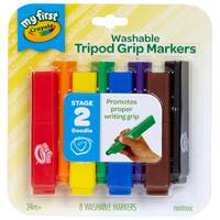 Crayola My First Washable Markers from Blain's Farm and Fleet