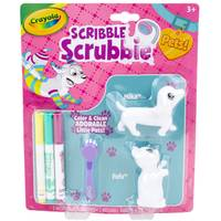 Crayola Scribble Scrubbie Dog & Cat from Blain's Farm and Fleet