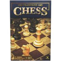 Cardinal Games Traditions Chess Game from Blain's Farm and Fleet