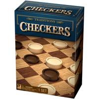 Cardinal Games Traditions Checkers Game from Blain's Farm and Fleet