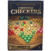 Cardinal Games Traditions Chinese Checkers Game from Blain's Farm and Fleet