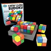 THINK FUN Color Cube Sudoku from Blain's Farm and Fleet