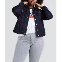 Signature by Levi Strauss & Co. Women's Original Trucker Jacket Even Rinse from Blain's Farm and Fleet