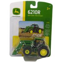 Tomy 1:64 John Deere 6210R with Loader from Blain's Farm and Fleet