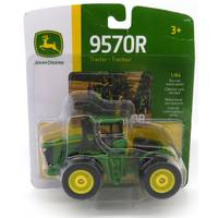 Tomy 1:64 John Deere 9570R Tractor from Blain's Farm and Fleet