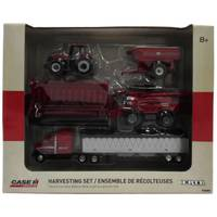 Tomy 1:64 Case IH Harvesting Set from Blain's Farm and Fleet