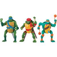Playmates TMNT Deluxe Ninja Attack Assortment from Blain's Farm and Fleet