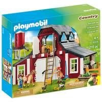Playmobil Barn With Silo from Blain's Farm and Fleet