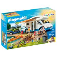 Playmobil Camping Adventure from Blain's Farm and Fleet