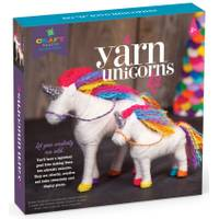 Craft-tastic Yarn Unicorns from Blain's Farm and Fleet