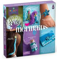 Craft-tastic I Love Mermaids Kit from Blain's Farm and Fleet