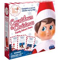 Buffalo Games Elf on the Shelf Countdown to Christmas Game from Blain's Farm and Fleet