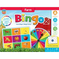 MasterPieces Farm Bingo Game from Blain's Farm and Fleet