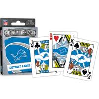 MasterPieces Detroit Lions Playing Cards from Blain's Farm and Fleet
