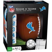 MasterPieces Detroit Lions Shake 'n Score Game from Blain's Farm and Fleet