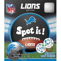 MasterPieces Detroit Lions Spot It! Game from Blain's Farm and Fleet