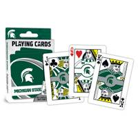 MasterPieces Michigan State Playing Cards from Blain's Farm and Fleet