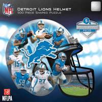 MasterPieces 500-Piece Detroit Lions Helmet Puzzle from Blain's Farm and Fleet