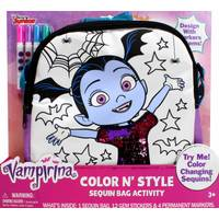 Vampirina Color N Style Sequins Purse from Blain's Farm and Fleet
