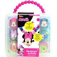 Minnie Mouse Necklace Activity Set from Blain's Farm and Fleet