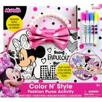 Minnie Mouse Color N Style Purse from Blain's Farm and Fleet