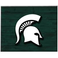 Evergreen Enterprises Michigan State Spartans Lit Wall Decor from Blain's Farm and Fleet